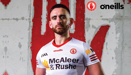 Tyrone Name Starting 15 to face Kerry