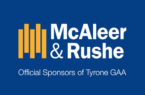 McAleer and Rushe Official Sponsors of Tyrone GAA
