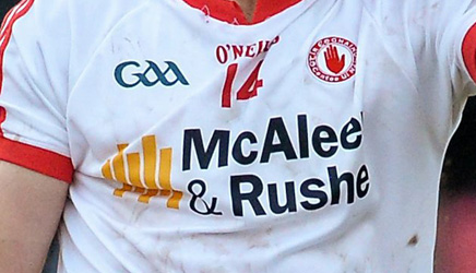 Tyrone SF team v Donegal Allianz Football League 29.3.15