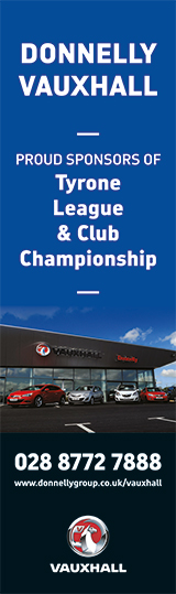 Donnelly Vauxhall - Proud Sponsors of Tyrone League and Club Championship