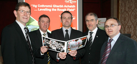 Garvaghey Plans brought to Stormont