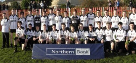 Omagh Minors Claim Ulster Success