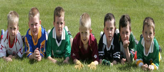 Club Tyrone Summer Camps 2010