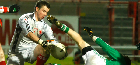 Tyrone Cruise Into Dr McKenna Cup Final