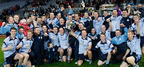 Cookstown Secure All Ireland Crown