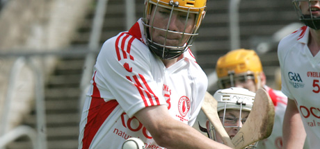 Tyrone Lose Out in NHL Opener