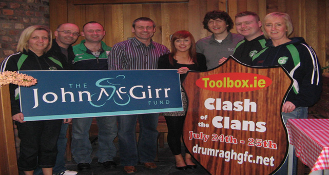 Drumragh Launch Clash of the Clans
