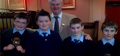 St Scire's Fly County PS Quiz Flag