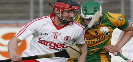 U21 Hurlers Beaten by Donegal