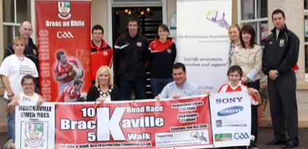 Brackaville GFC Niamh Louise Foundation Run