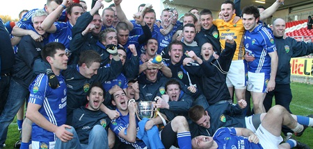 Coalisland Collect SFC Title – Video