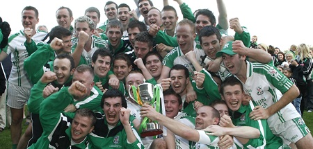 Derrylaughan – IFC Champions
