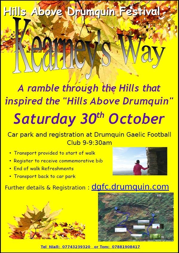 Drumquin Festival Walk