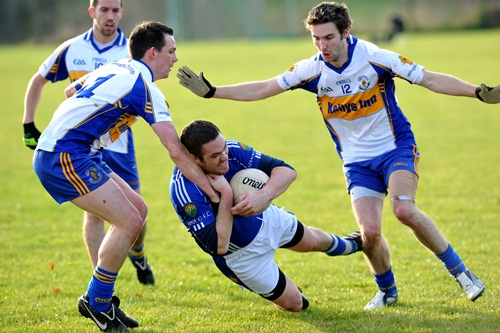 Errigal Lift Back to Back Titles