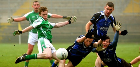 Derrylaughan Beaten in Ulster Semi