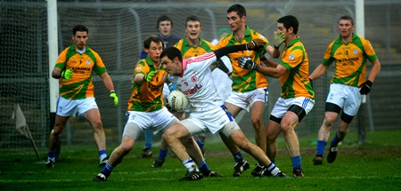 Coalisland Exit Ulster Championship