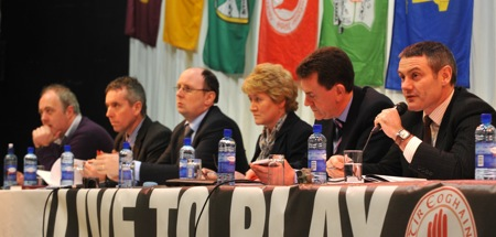 Images from County Convention