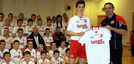 Kit Launch for Tyrone Handball