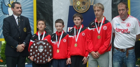 Community Games – Handball Photos 2011