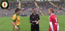 Ulster U21 Hurling Final Video