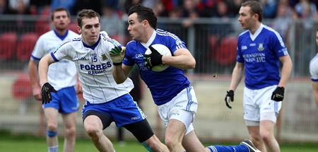 Dromore & Kildress Exit Ulster Championship