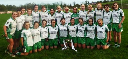 Sperrin Og Ulster Junior Football Champions