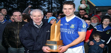 Dromore Secure League & Championship Double