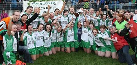 All Ireland Club Champions – Sperrin Og