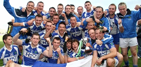 Derrytresk Are Champions of Ulster