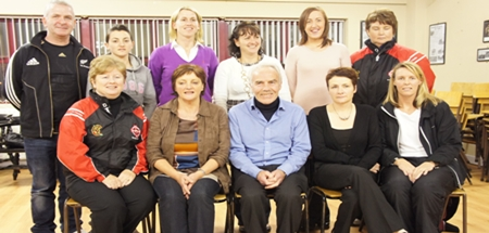 New Committee Elected for Tyrone Camogie