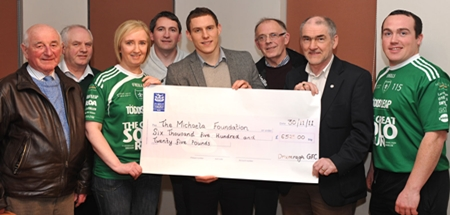 Drumragh Hand Over Great Solo Run Money
