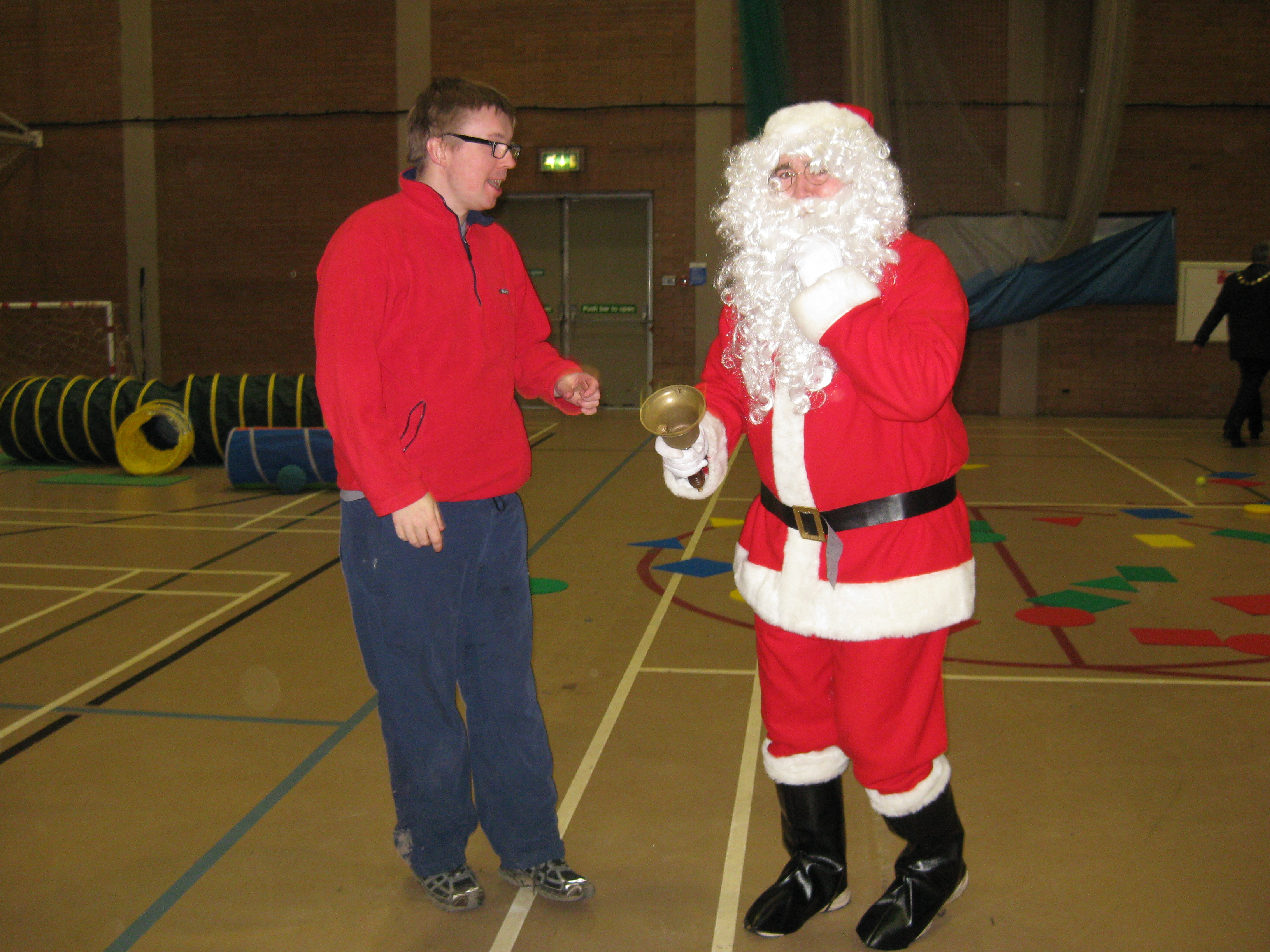 Dungannon Sport For all Christmas Party