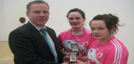 Tyrone's Young Stars Excel in Kilkenny