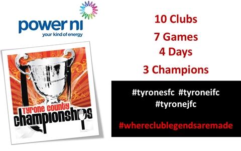 Power NI Championship Fixtures