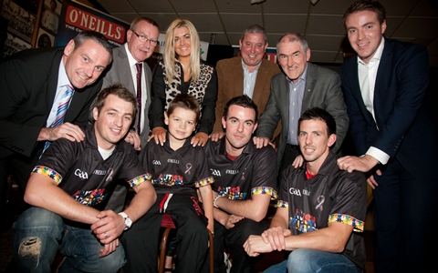 Tyrone & Derry Come Together to Support Autistic Awareness
