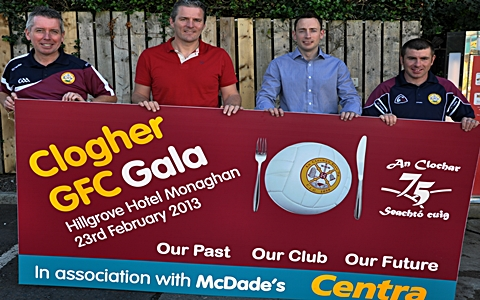 Clogher Launch Gala Dinner