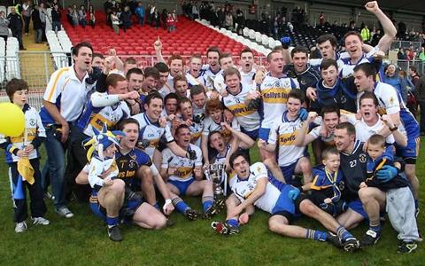Errigal Ciaran Lift O'Neill Cup