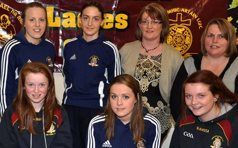 St Macartan Ladies look ahead to Gala