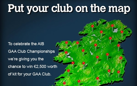 GAA Facebook Club Competition