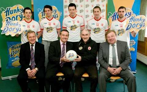 New Tyrone Jersey Launched