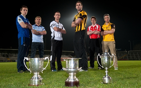 Ulster Club Finals Press Launch