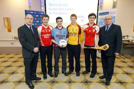 Ulster Colleges All Star Winners 2012/13