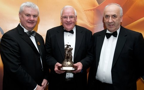 Cuthbert Wins Ulster Presidents Award
