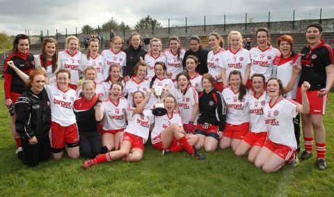 Tyrone Ladies U14 & U18 Trials