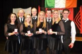 Omagh Ceili Dancers win 10th All Ireland!