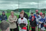 Hurling Feile takes place at Garvaghey