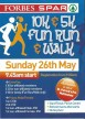 Ardboe 10K/5K run and walk on Sunday 26th May