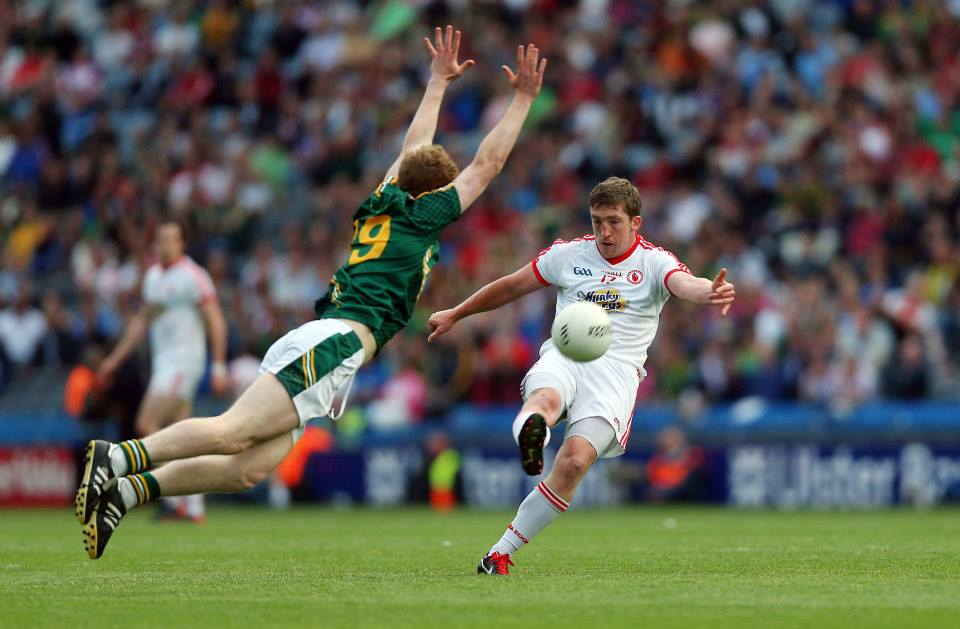 Tyrone secure hard fought victory over Meath