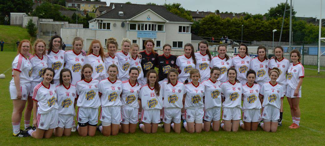 Ladies Ulster U16 Final v Armagh tonight