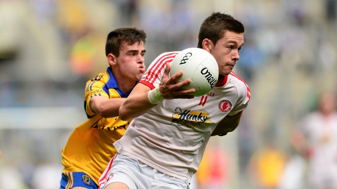 Tyrone Minor Team AI Final v Mayo